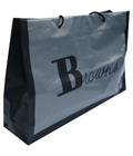 Browns Shoes Plastic Shopping Bag