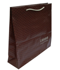 Cassis Plastic Shopping Bag