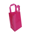 Fiori Plastic Shopping Bag