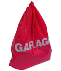 Garage Plastic Shopping Bag