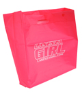 La Senza Girl Plastic Shopping Bag