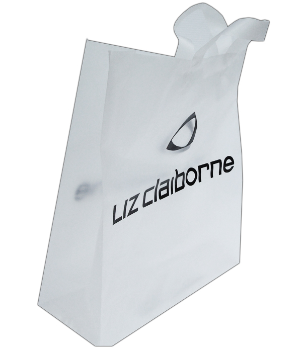 Liz Claiborne Plastic Shopping Bag